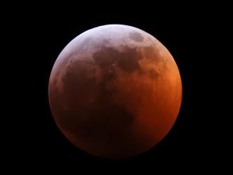 Super Blood Wolf Moon Eclipse - 1-20-2019 #15