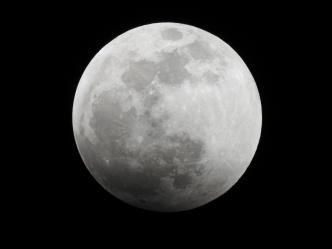 Super Blood Wolf Moon Eclipse - 1-20-2019 #2