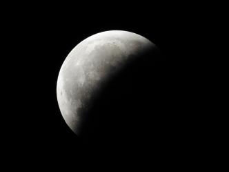 Super Blood Wolf Moon Eclipse - 1-20-2019 #27
