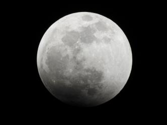 Super Blood Wolf Moon Eclipse - 1-20-2019 #3