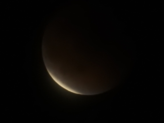 Supermoon Lunar Eclipse 9-27-2015 #1