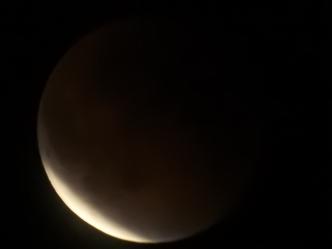 Supermoon Lunar Eclipse 9-27-2015 #2