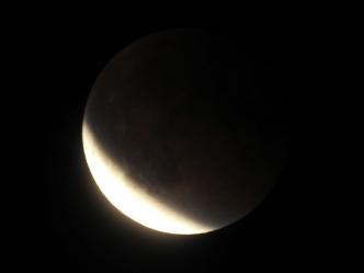 Supermoon Lunar Eclipse 9-27-2015 #3